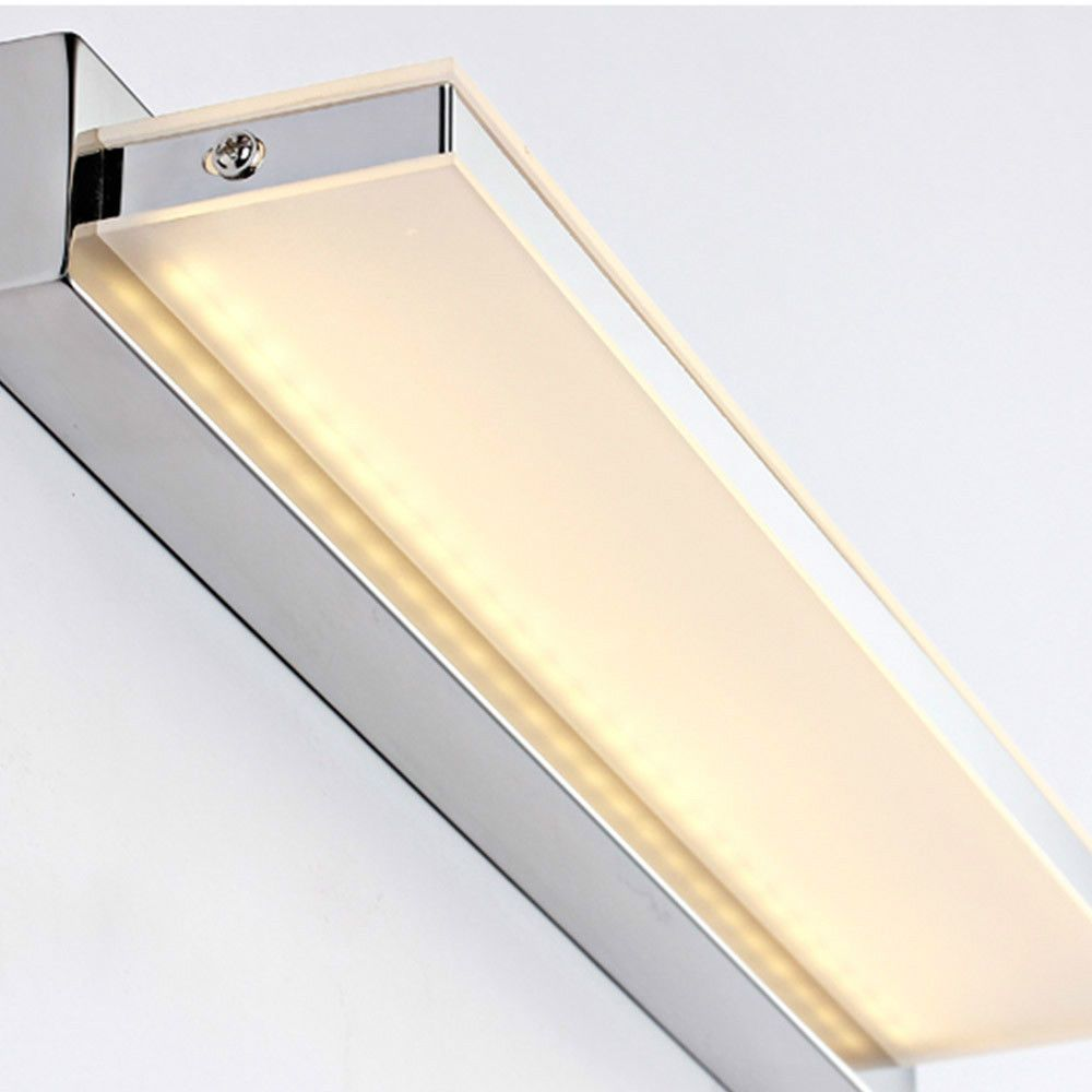 Modern acrylic 7w led wall lamp living room mirror light bathroom modern acrylic 7w led wall lamp living room mirror light bathroom vanity fixture ebay aloadofball Images