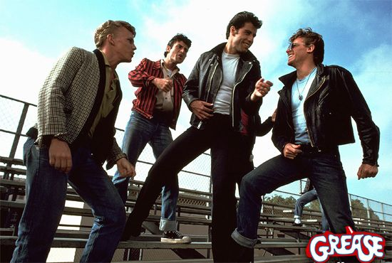 Dress Like John Travolta In Grease
