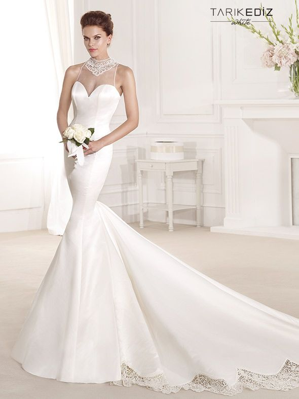 Tarik Ediz Wedding Dresses 2014 Collection | Wedding dresses 2014 ...