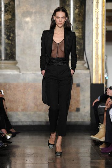 dominance and Pucci, a nice pairing...Emilio Pucci Fall '12