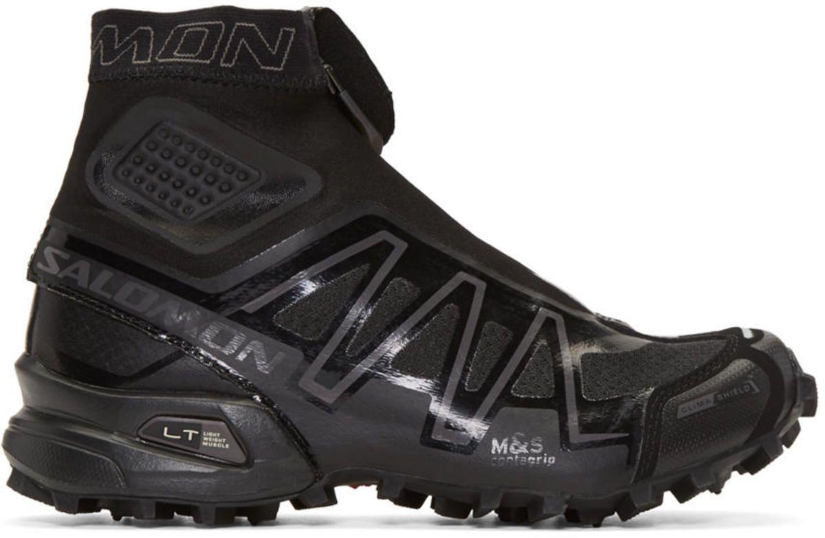 big sale 5587b 95497 Salomon Black S-lab Snowcross Ltd Edition   LS footwear data ...