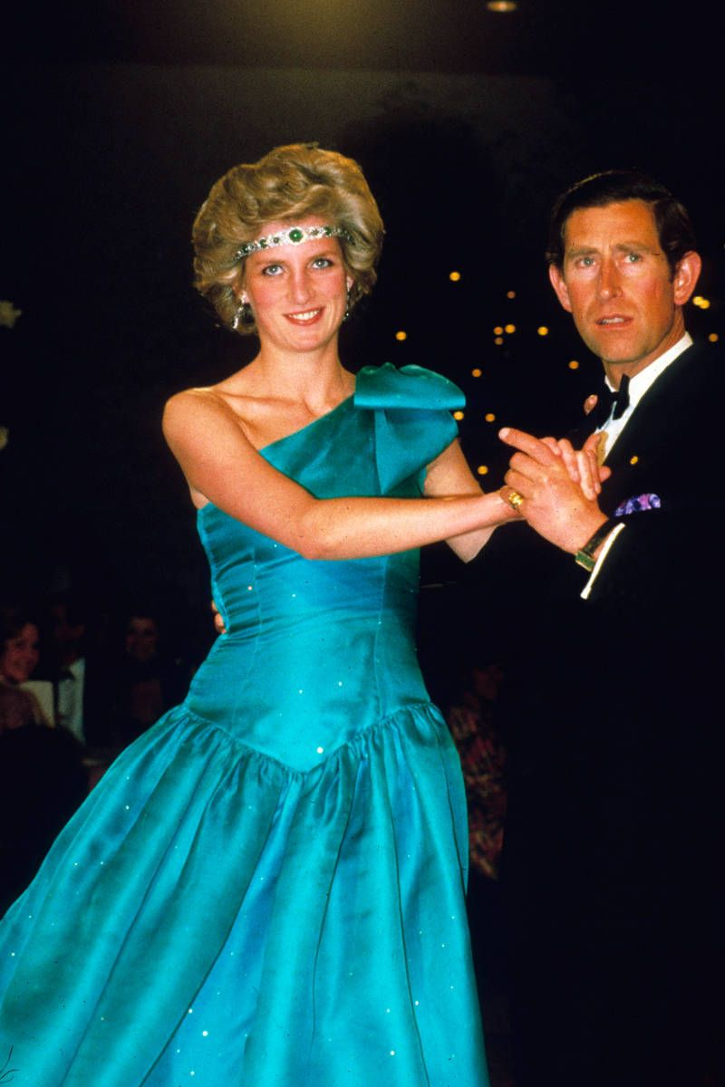 Princess Diana\'s Most Underrated Style Moments | Diana, Princess ...