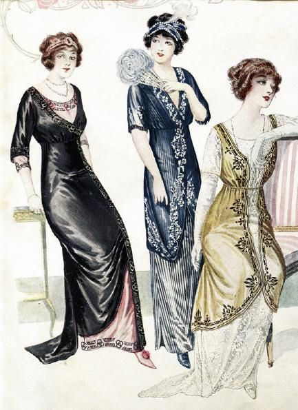 1910 to 1919 fashion 10