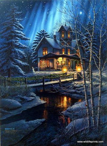 James Meger Holiday Lights