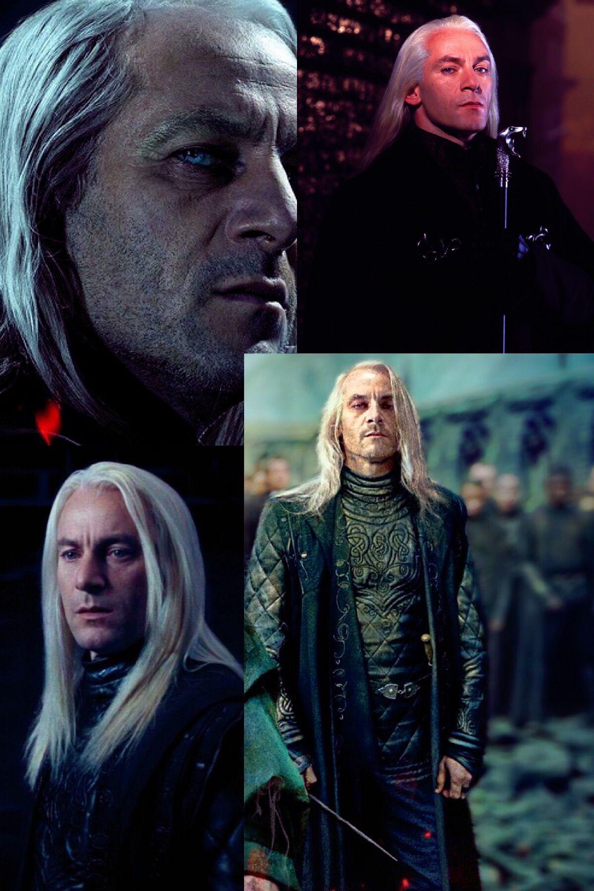 Lucius Malfoy Harry Potter Severus Snape Jason Isaacs Lucius Malfoy Harry Potter