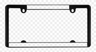 Black Vehicle Registration Plate Clipart 514112 Pinclipart Vehicle Registration Plate Registration Plates Clip Art