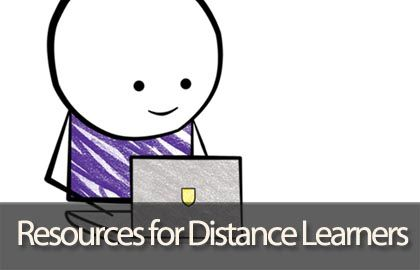 Resources for Distance Learners   Learning Commons