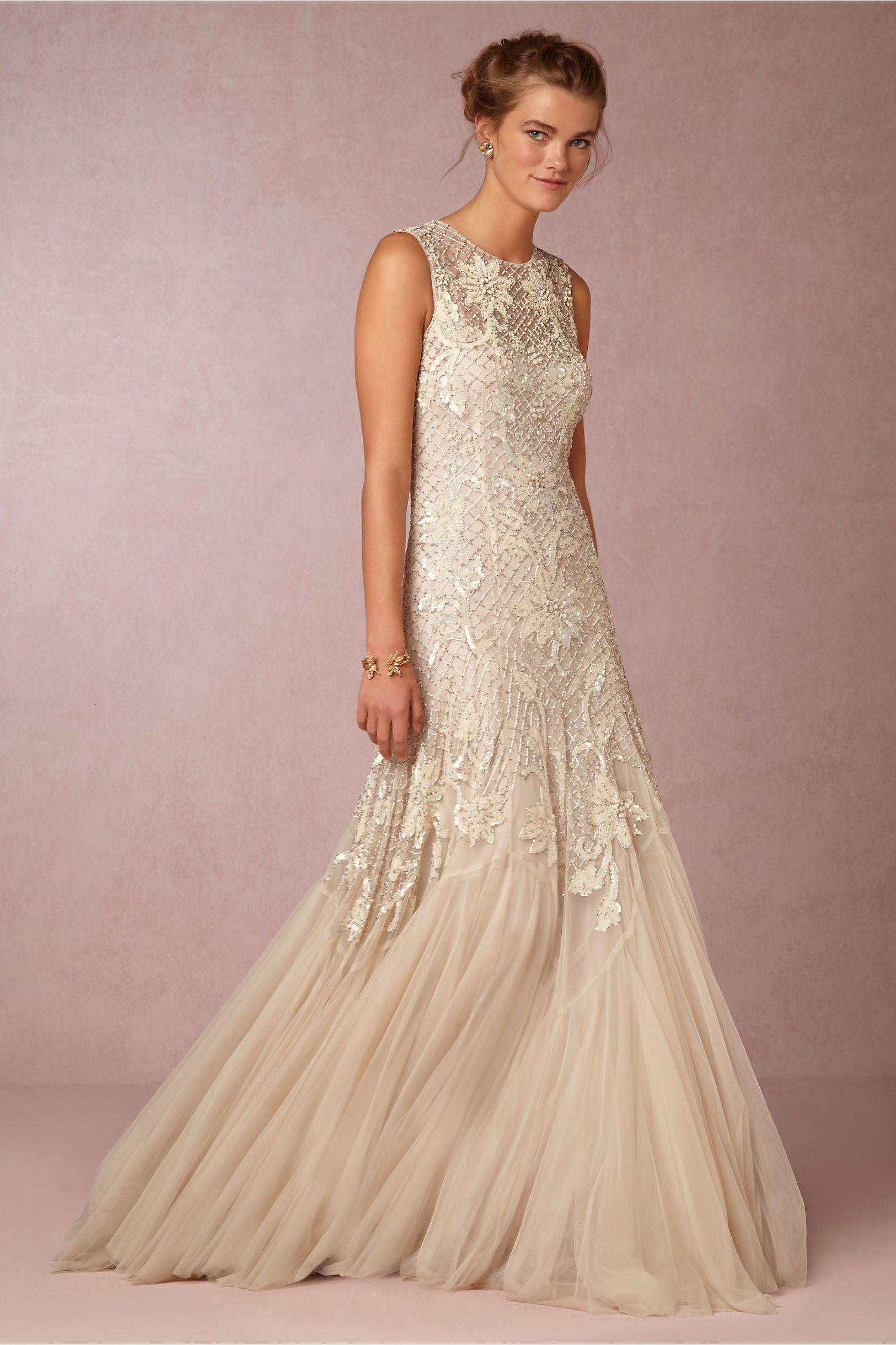 Wesley Gown in Bride Wedding Dresses at BHLDN | Wedding Dresses ...