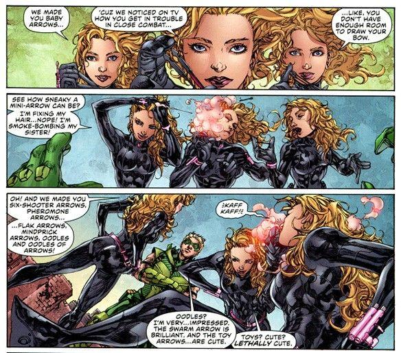Skylark Dc Comics