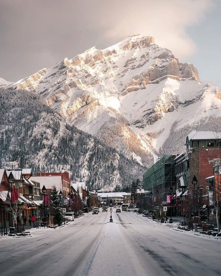 Banff Canada in 2020 National parks photography, Travel