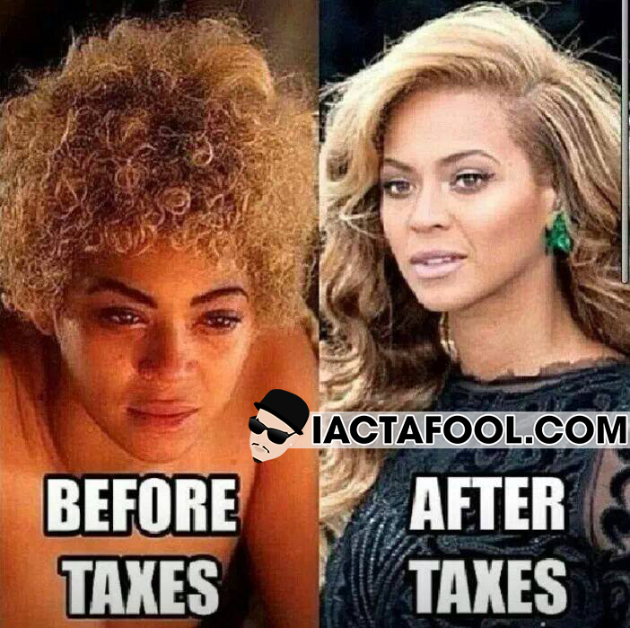 Tax Season Ballers Meme