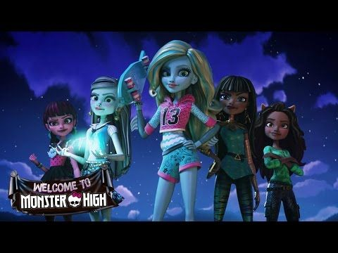 welcome to monster high full movie