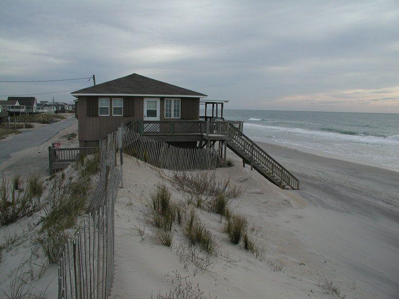 Jacksonville Nc Onslow Beach In January