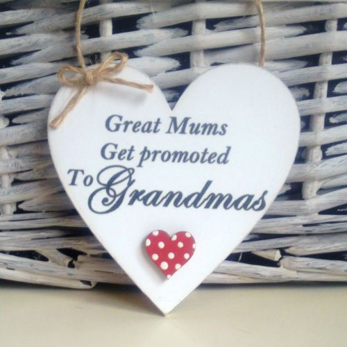 Details About Mum Plaque Heart Sign Mothers Day Gift Grandma Nanny