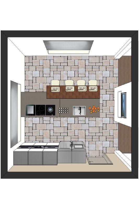 Die neue Küche der Familie Bosch in \'s Heerenberg   Küchen   Pinterest