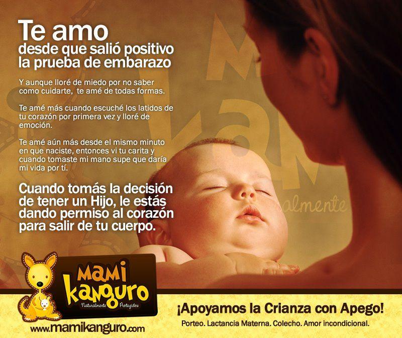 Crianza Con Apego Crianza Con Apego Cosas Para Bebe Y