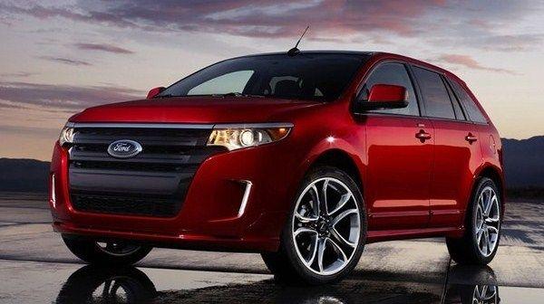 Ford Edge Concept Engine Specs Price Rumor Car Rumor