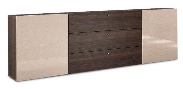 Schn Sideboard Creme Hochglanz