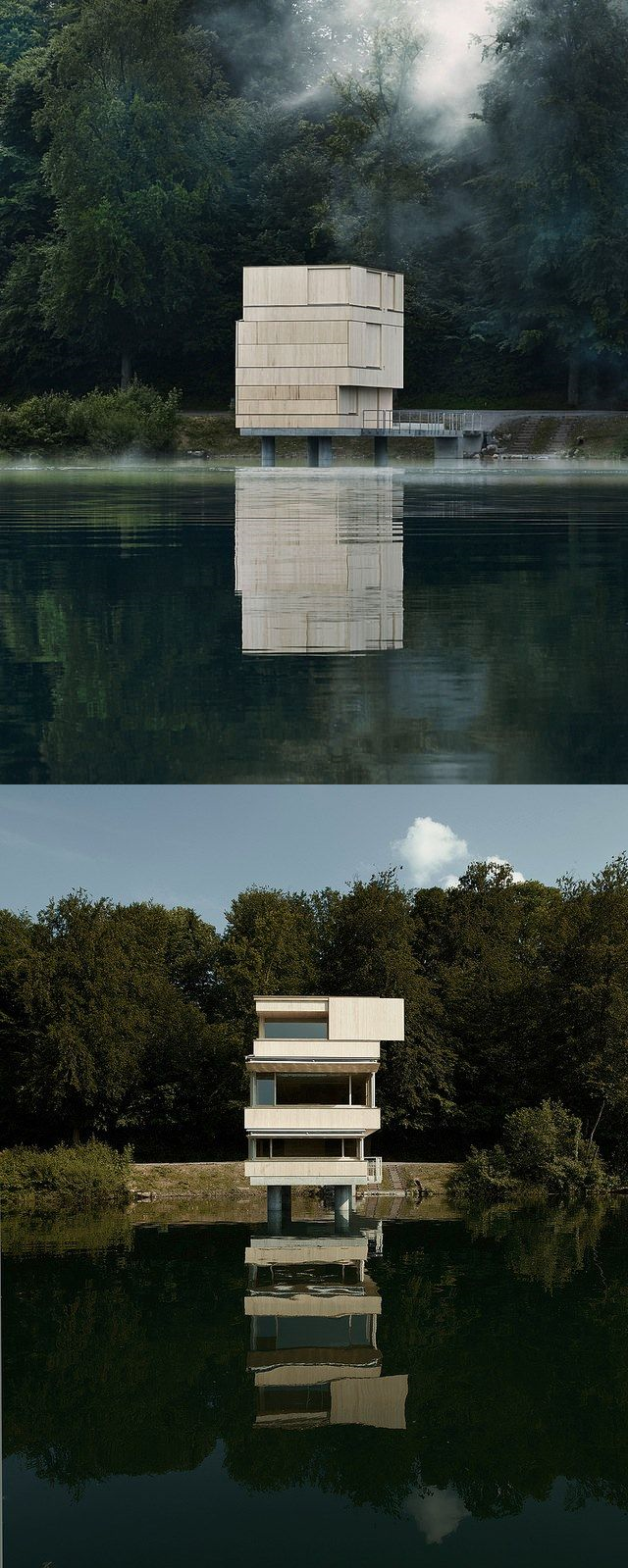 Zombie proof house | Cribs | Pinterest | Zombie proof house, House on underground concrete house design, minecraft hut design, home design, best underground bunker design, modern bunker design, zombie protection house, zombie cakes design, zombie apocalypse house, guard house design, minimal house design, earthquake proof house design, coach house design, oban & 2 by agushi workroom design, earthquake resistant building design, fortified house design, hurricane proof house design, defensive house design, native house design,