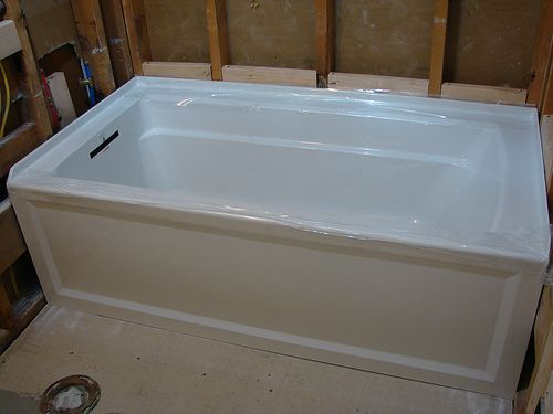 Kohler Archer Tub $925 - 1,232, e-faucets | Bathroom | Pinterest ...
