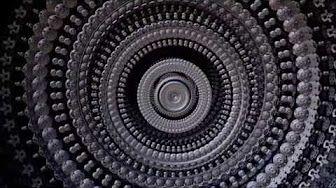 10 Hours of Infinite Fractal and Falling Shepard's Tone - YouTube