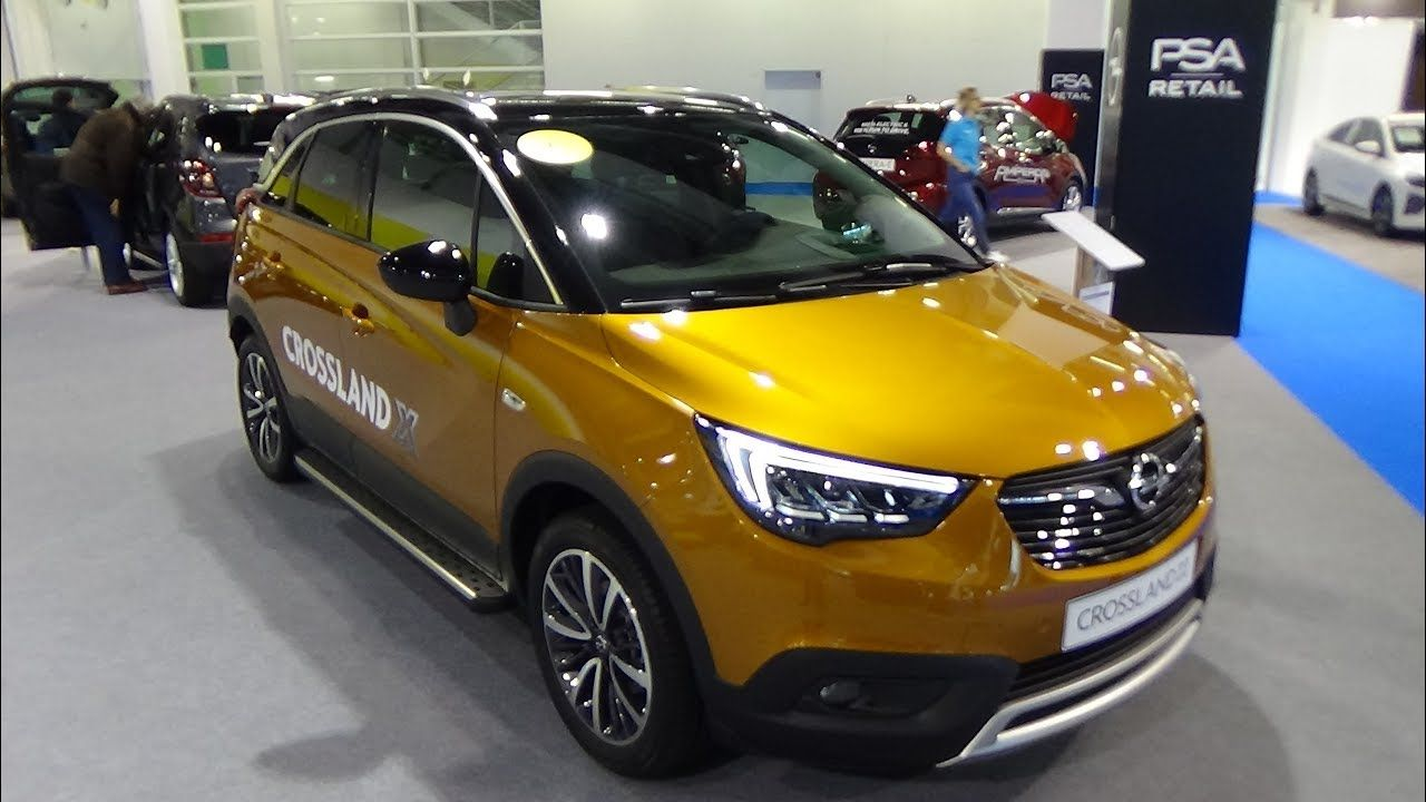 opel crossland 2020 , new crossover from opel continues