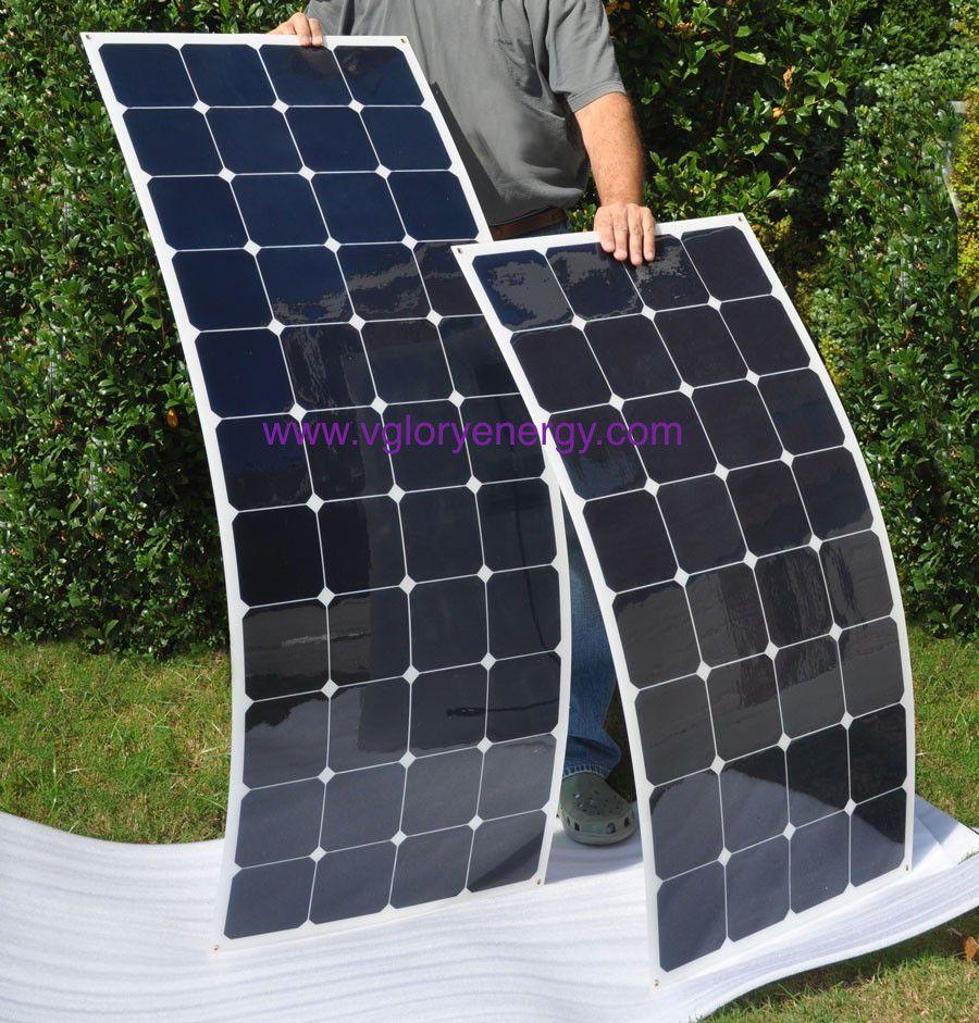 thin flexible solar panels Flexible solar panels, Solar