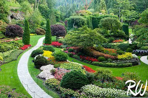 3441038f35ffb1a69fd8e42e3617a2d7 - Vancouver To Victoria Butchart Gardens Tour