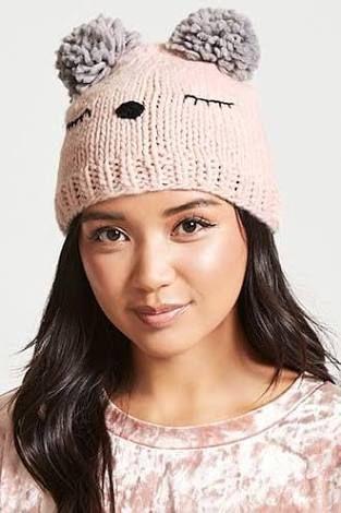 Resultado de imagen para gorros de lana mujer con pompon  33e99b1571c