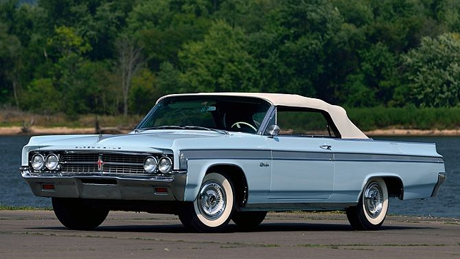 1963 Oldsmobile Starfire Convertible