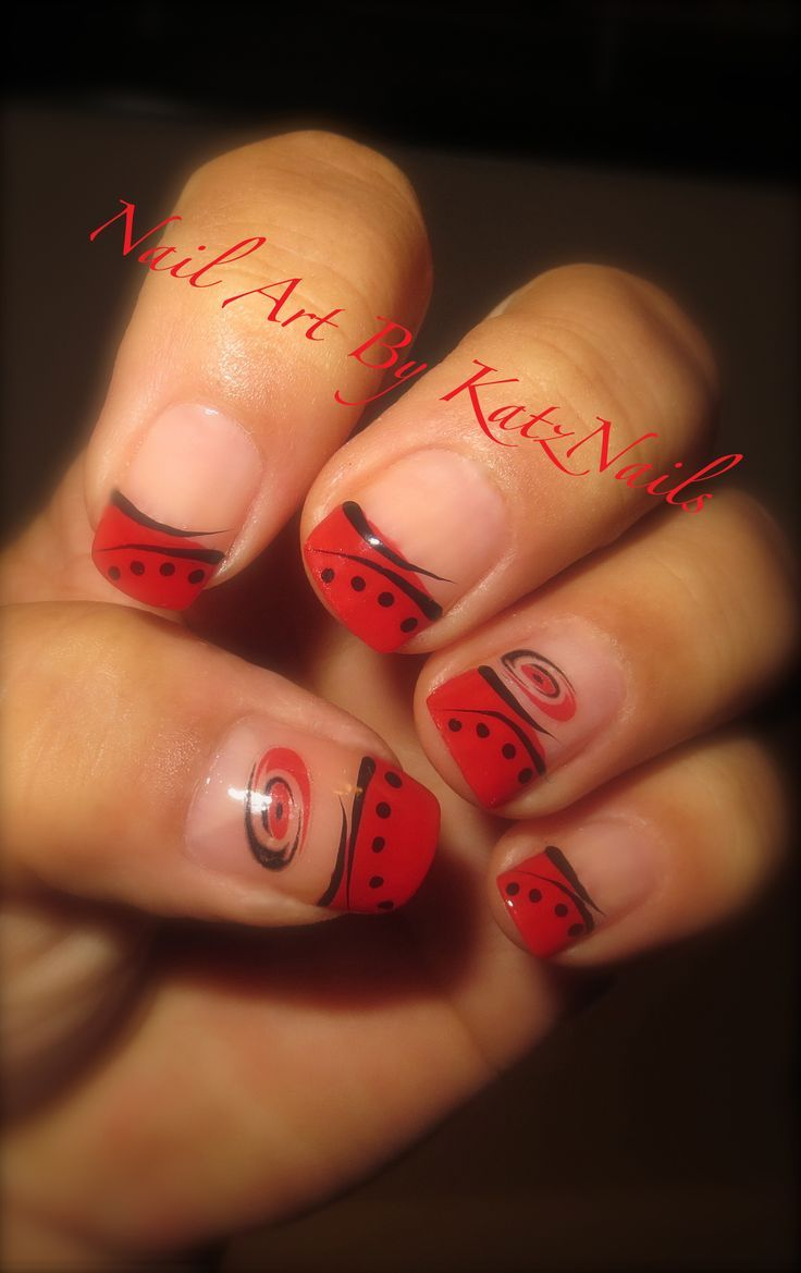 Canes Nails Nail Nerd Pinterest