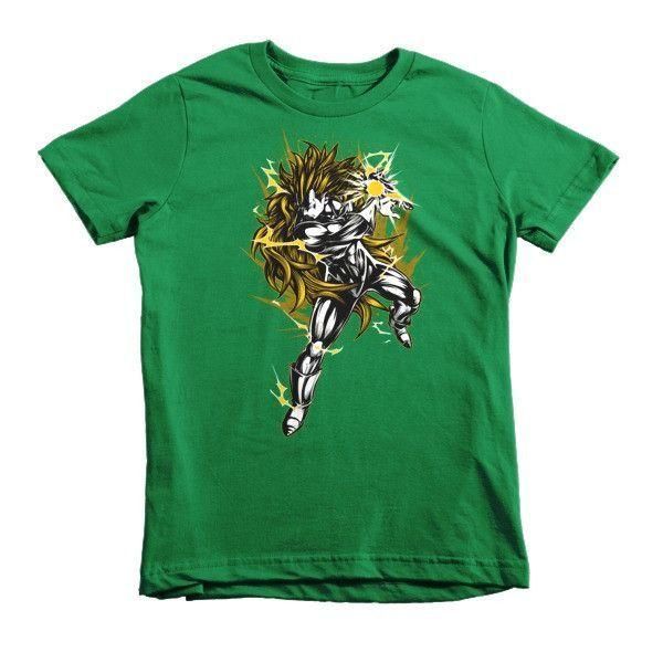 Super Saiyan Vegeta 3 Kid Shirt - PF00123KS