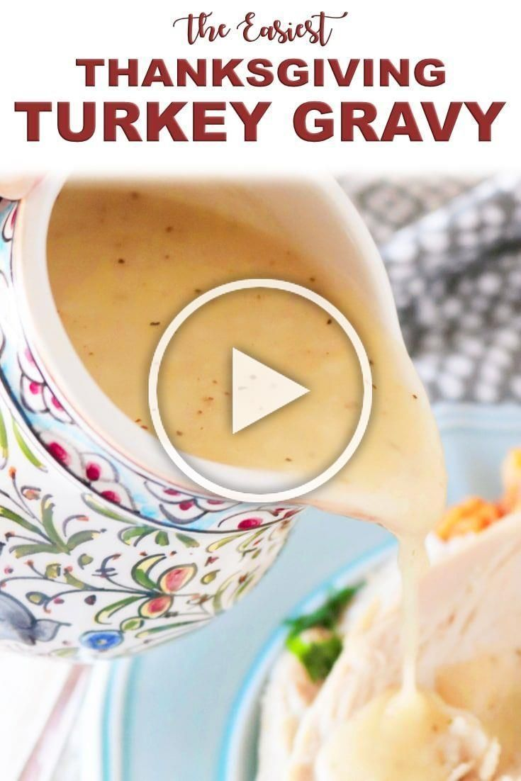 #thanksgivingrecipes #thanksgivinggravy #easyturkeygravy #thanksgiving #turkeygravy #ingredients #drippings #classic #simple #turkey #recipe #needed #gravy #made #thisMake this Easy Turkey Gravy Recipe for Thanksgiving this year! Its a classic turkey gravy made simple with only 4 ingredients. No drippings needed!Make this Easy Turkey Gravy Recipe for Thanksgiving this year! Its a classic turkey gravy made simple with only 4 ingredients. No drippings needed! #turkeygravyfromdrippingseasy