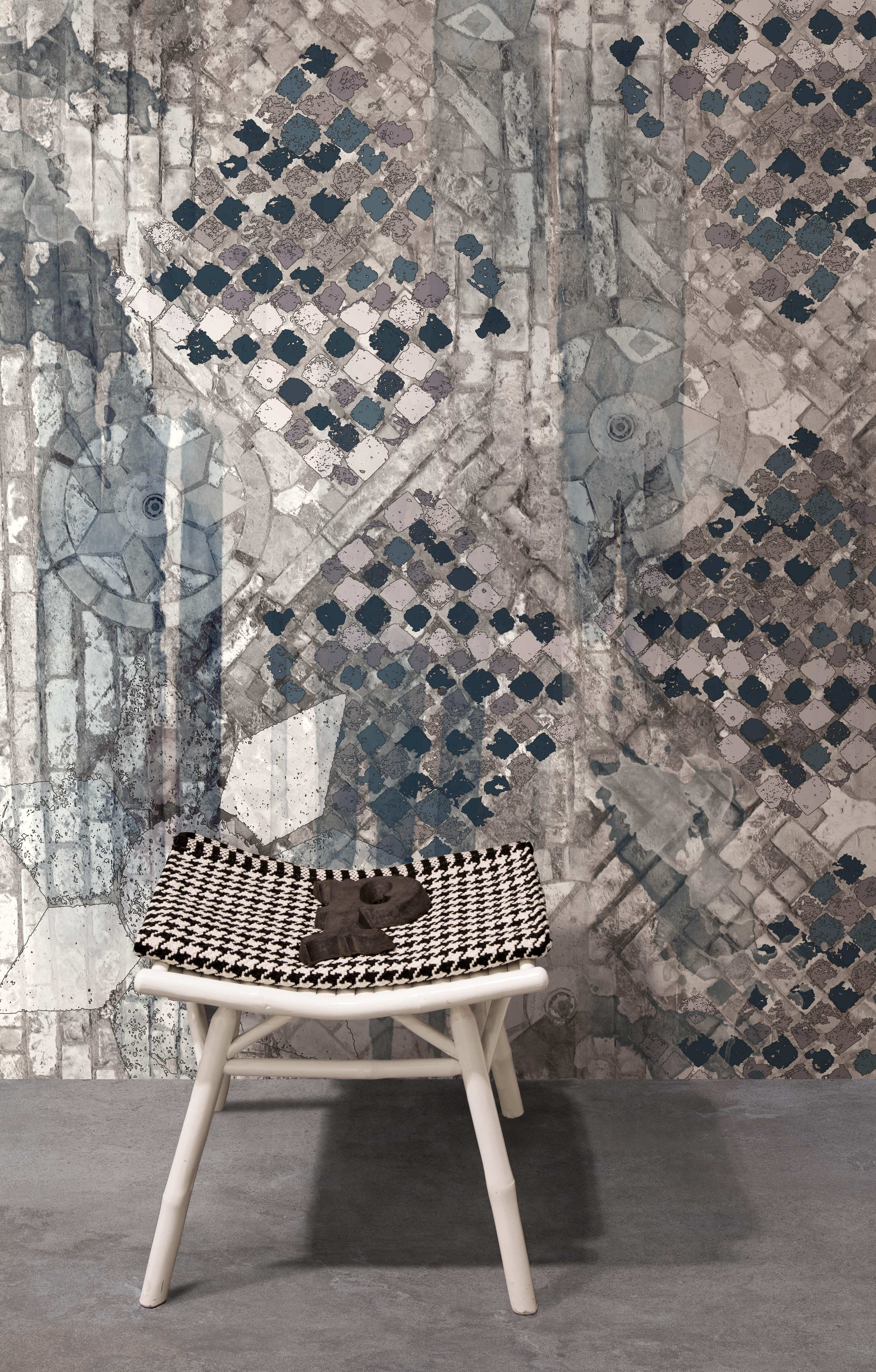 Wallpaper Art Deco Unique Tile Tiles Decorative Ceramic Tile