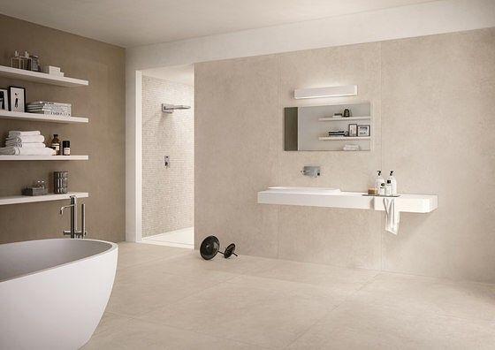 Moov ivory 30x60 60x60  #pllaka  #shkoder  #madeinitaly  #italiantiles  #architektur  #decor  #decoration  #shtepi  #shtepimoderne  #banjo  #bathroom  #bathroomdesign