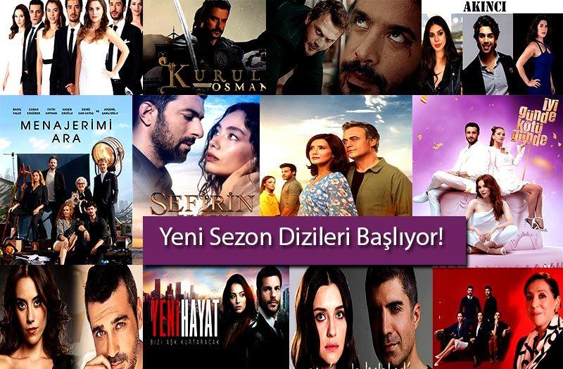 Yeni Sezon Dizileri Basliyor Tv Dizileri Tarih Osman