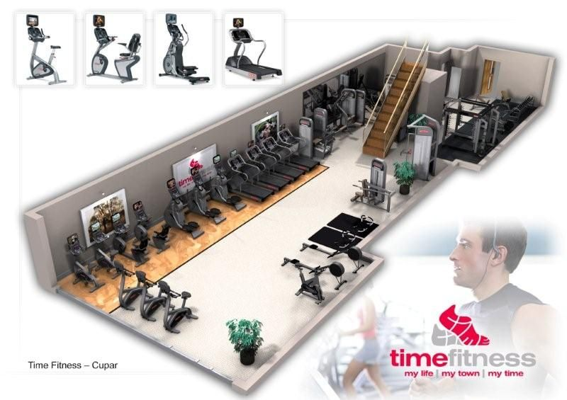 Small fitness center layout google search fitness for Gym design layout