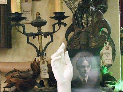 Pandora's Parlor: Halloween at Pandora's Parlor