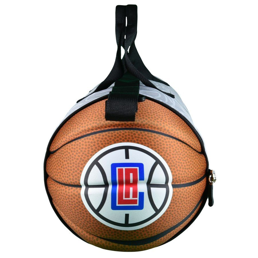 12e313ebfc LA Clippers Basketball to Duffle Bag  Clippers LA Basketball