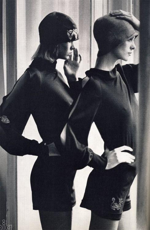 1970s Shorts Suits