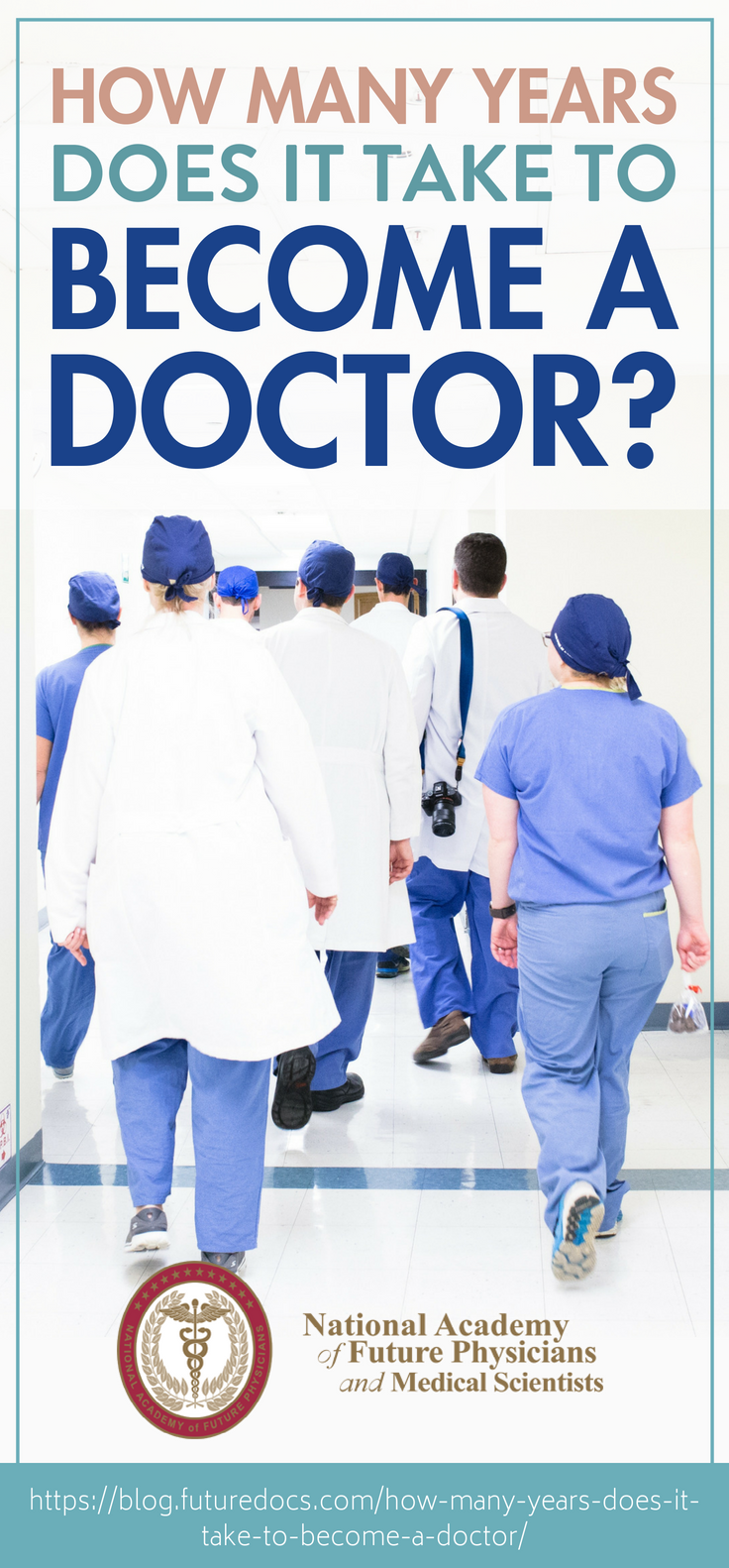 how many years does it take to become a doctor | futuredocs