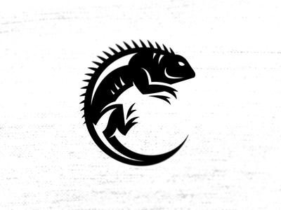 Iguana Logo Iguana Logos Iguana Tattoo Iguana