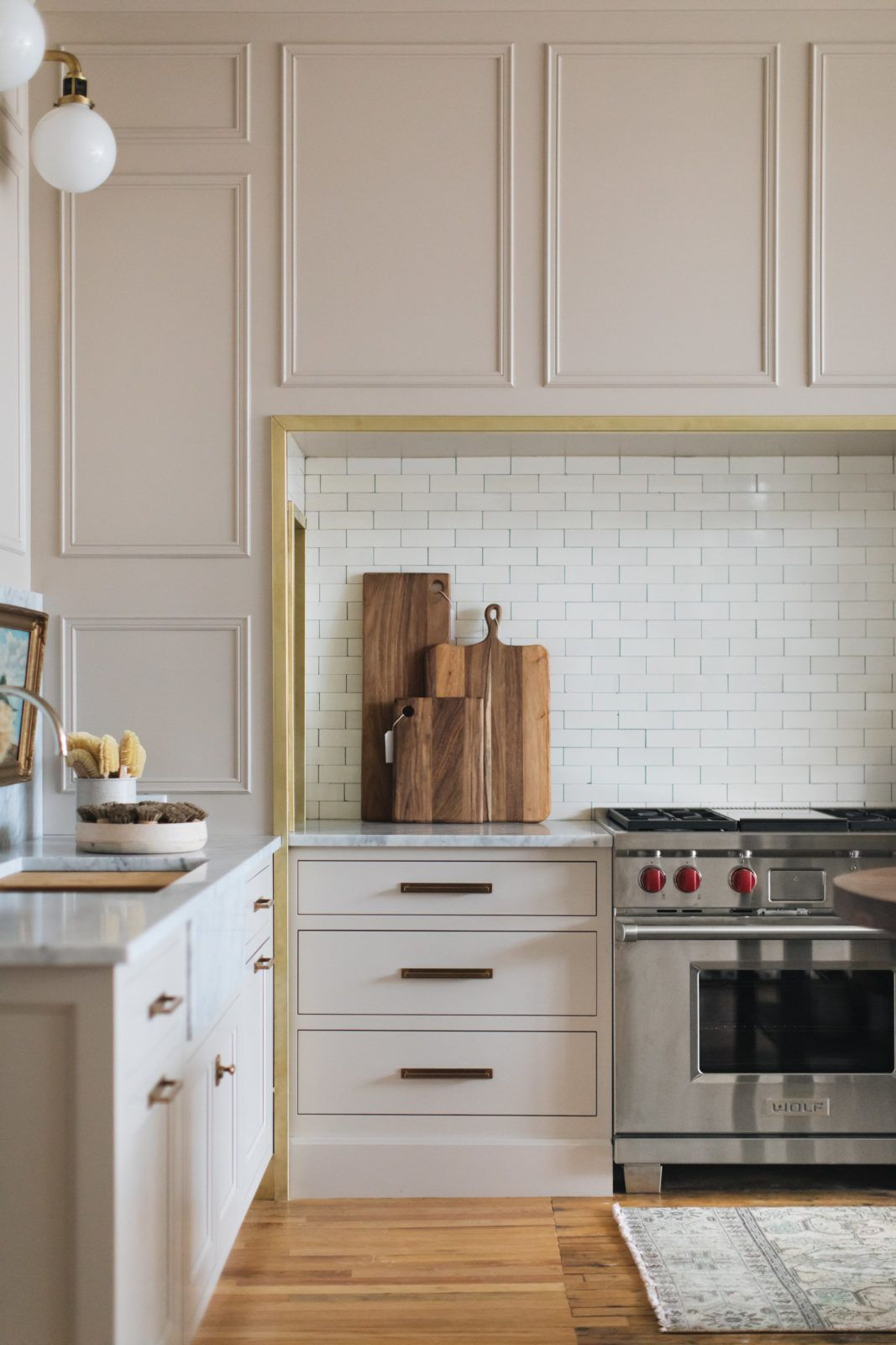 The Best Mushroom Paint Colors For Your Kitchen The Identite Collective Beige Kitchen Beige Kitchen Cabinets Kitchen Remodel