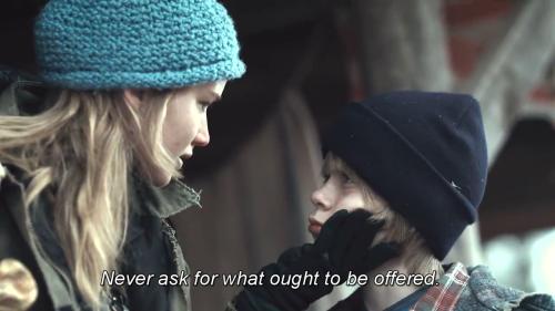 Winter's Bone (2010) Bones quotes, Movie quotes