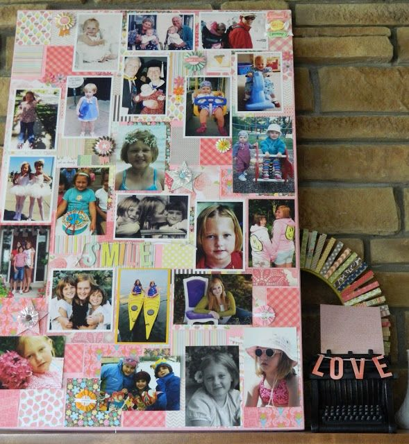 25 Unique Picture Collage Board Ideas On Pinterest Dorm