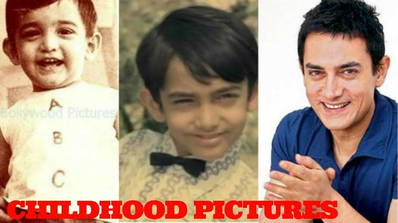 20 bollywood actors who grew up unrecognizable before and after