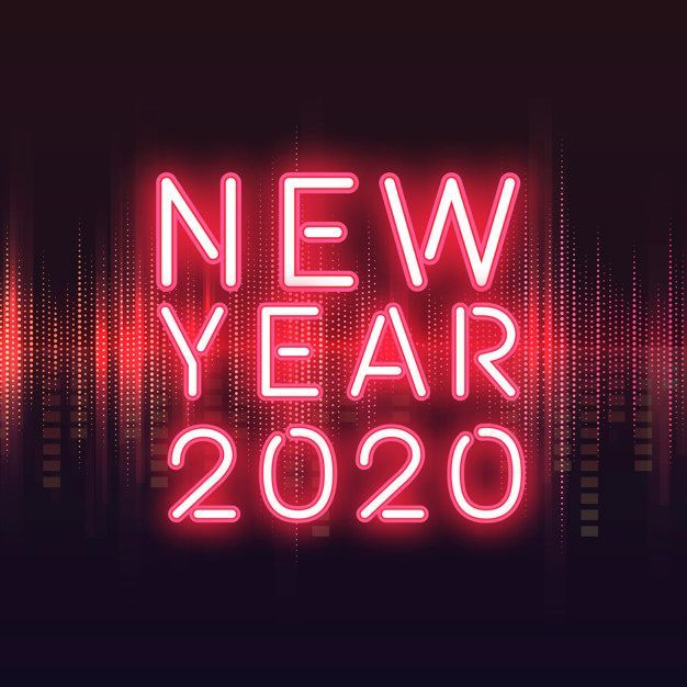 New Year 2020 Wishes Messages: We start every year by congratulating and spreadi...