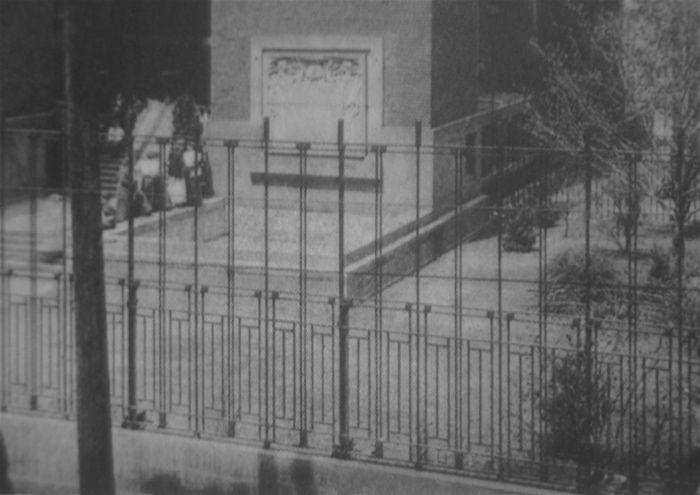 Frank Lloyd Wright Larkin Administration Building Fence