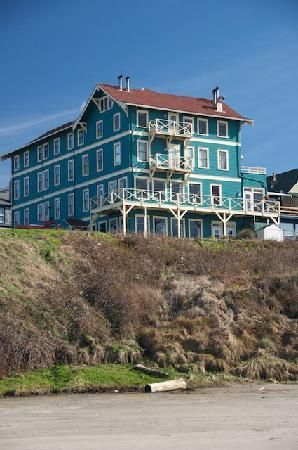 The Sylvia Beach Hotel In Newport Oregon