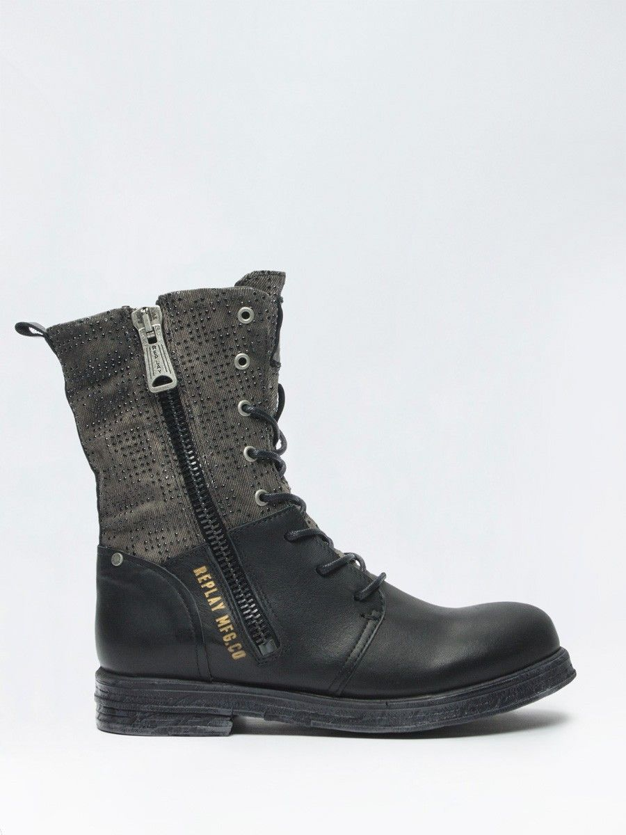 Replay Helvi Boot - Lifestyle Shoes